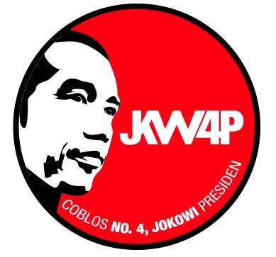 jokowi for president