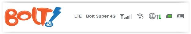 BOLT 4G LTE Review Sinyal