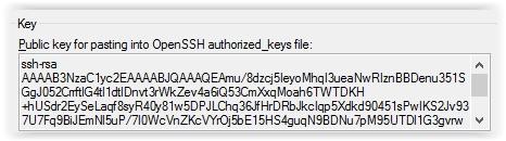 SSH Keys - dhavid.com 02