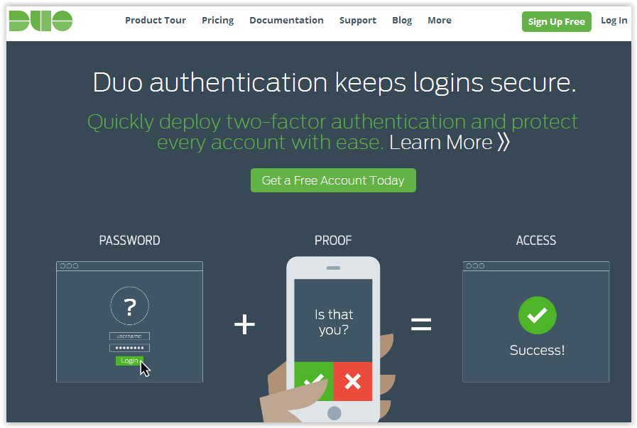 Duo Security Review