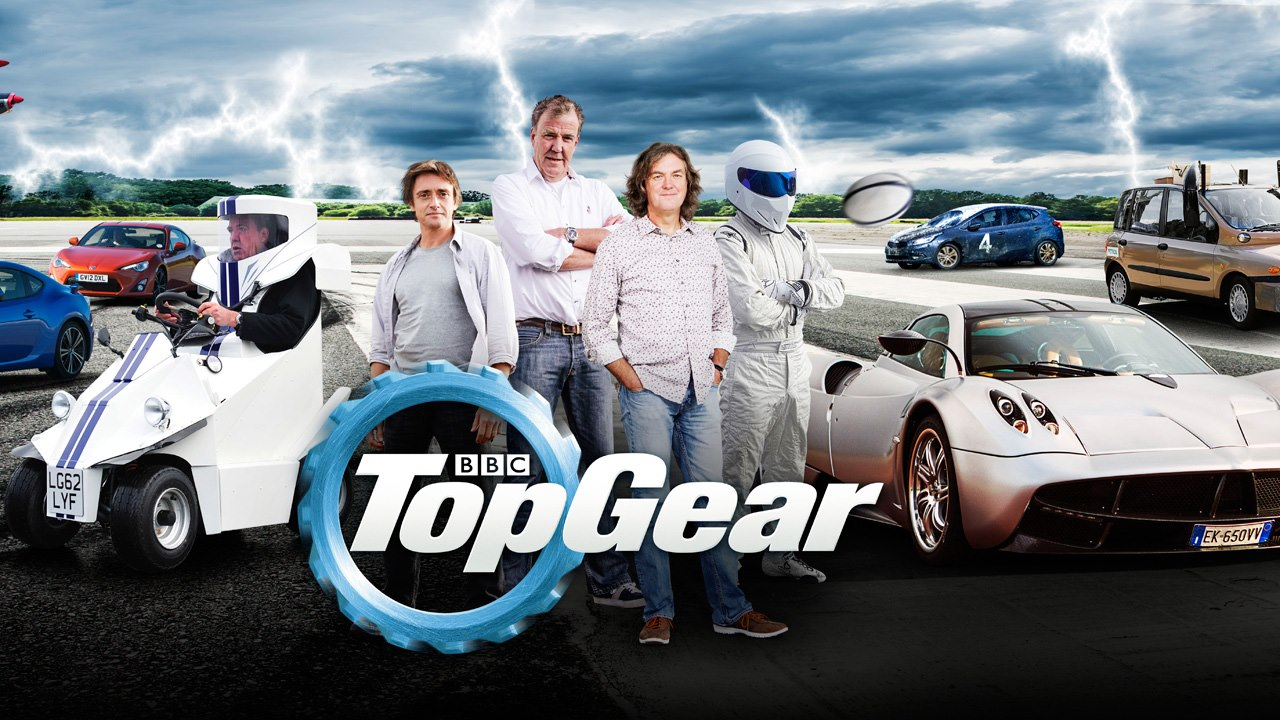Top gear series